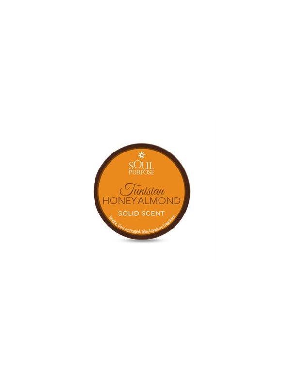 Tunisian Honey Almond Solid Scent