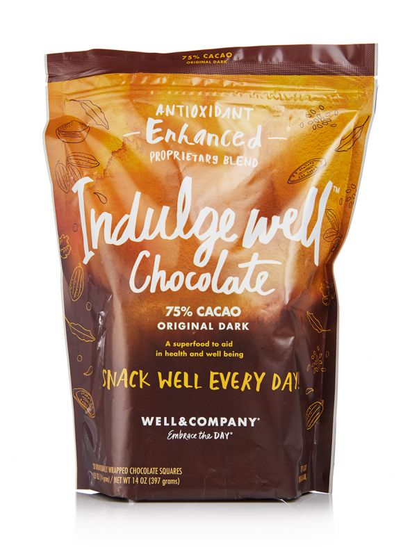 Indulge Well Chocolate Squares (28ct)