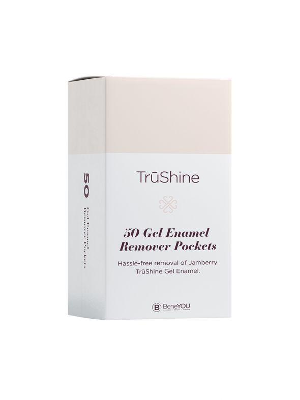 TruShine Gel Remover Pockets (50 pack)