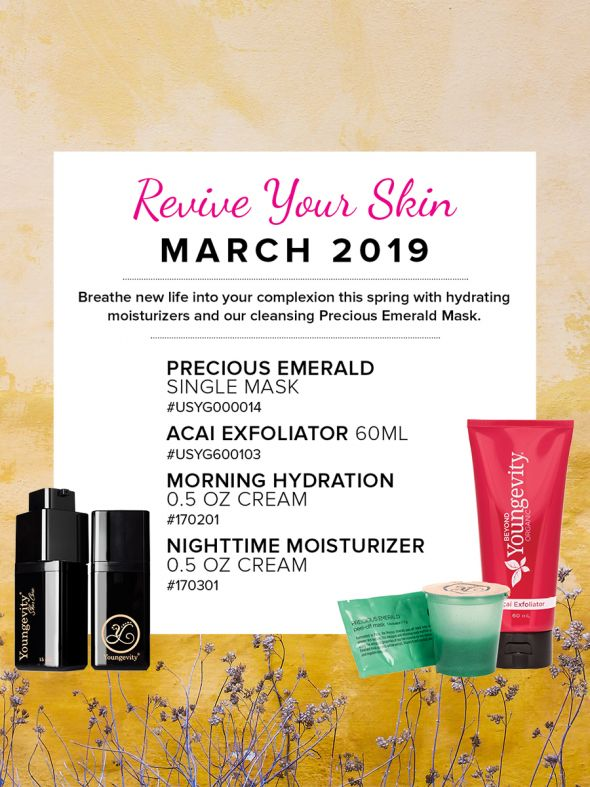Beauty Box - Revive Your Skin
