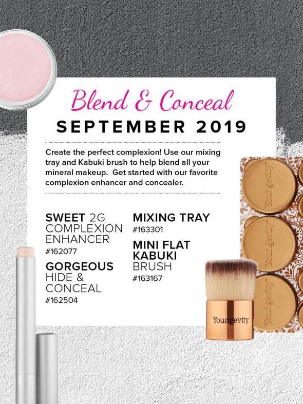 Beauty Box - Blend & Conceal