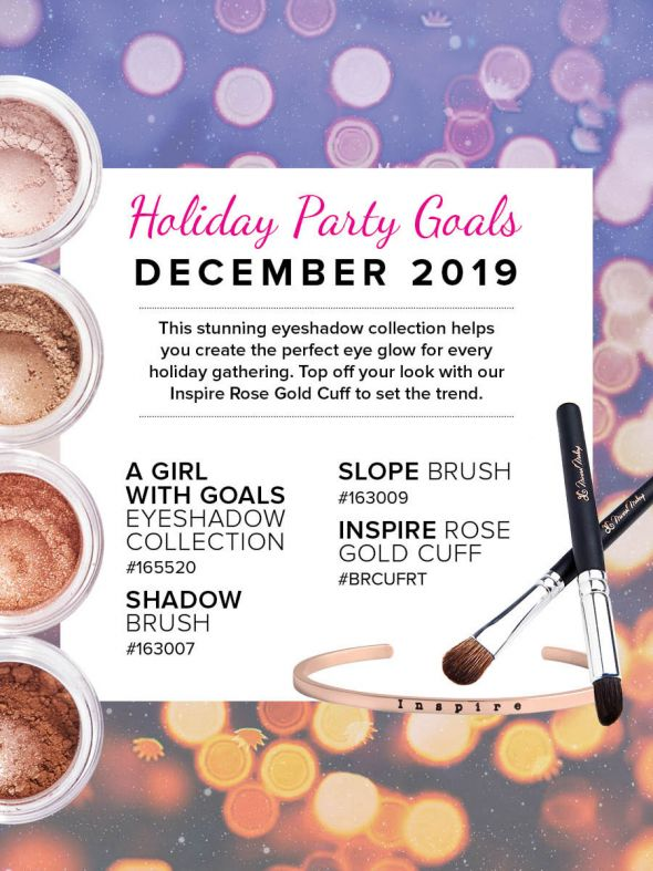 Beauty Box - Holiday Party Goals