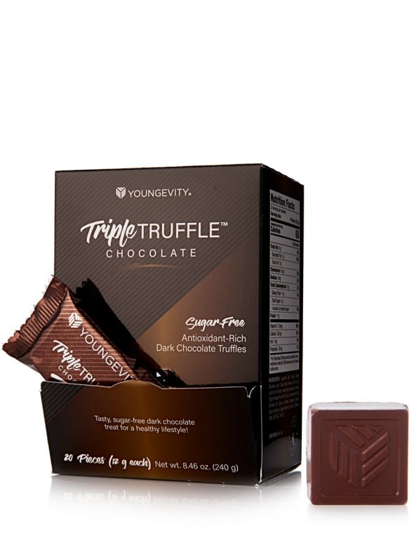 Triple Truffle™ Chocolate - 20ct