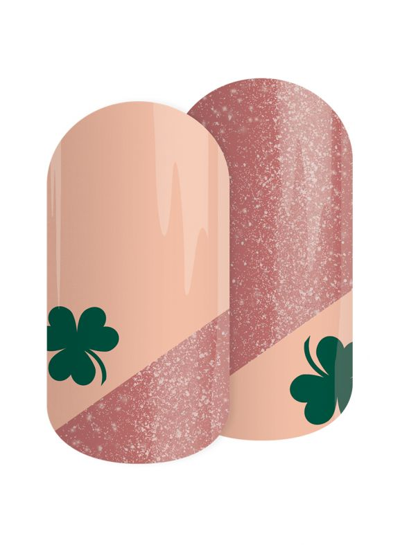 Irish Luck - Lacquer Strip