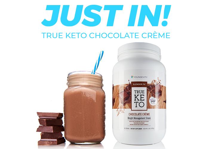 True Keto Shake - Chocolate